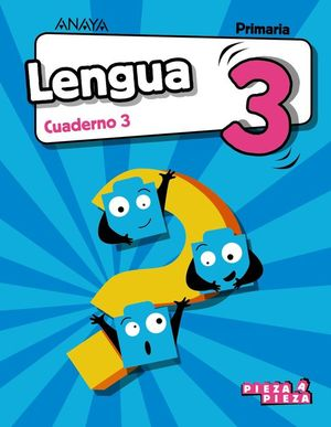 LENGUA 3. CUADERNO 3.