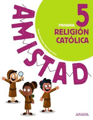 RELIGIÓN CATÓLICA 5.