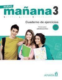 NUEVO MAÑANA 3 (A2/B1). CUADERNO DE EJERCICIOS