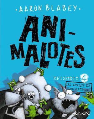ANIMALOTES 4: EL ATAQUE DE LOS GATETES