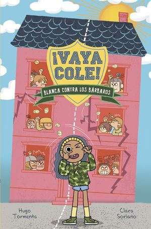 BLANCA CONTRA LOS BÁRBAROS