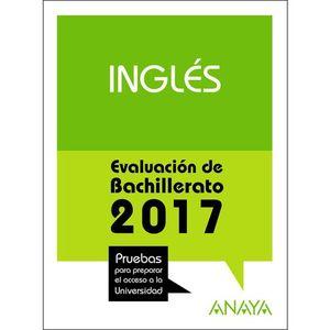 INGLES. EVALUACION DE BACHILLERATO 2019