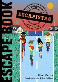 ESCAPE BOOK ESCAPISTAS: UN ENIGMATICO ANUNCIO