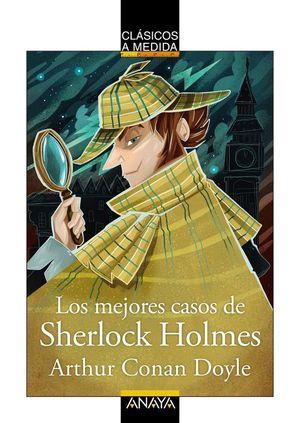 LOS MEJORES CASOS SHERLOCK HOLMES