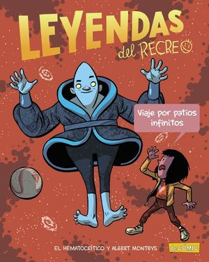 LEYENDAS DEL RECREO 3. VIAJE POR PATIOS