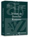 TEXTOS DE DERECHO ROMANO
