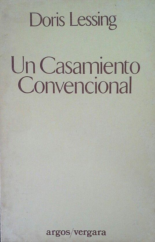 UN CASAMIENTO CONVENCIONAL
