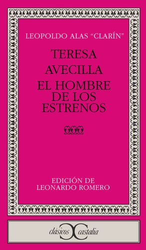 TERESA. AVECILLA. EL HOMBRE DE LOS ESTRENOS