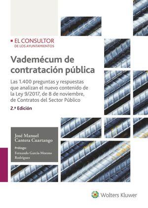 VADEM�CUM DE CONTRATACI�N P�BLICA (2�ED.)