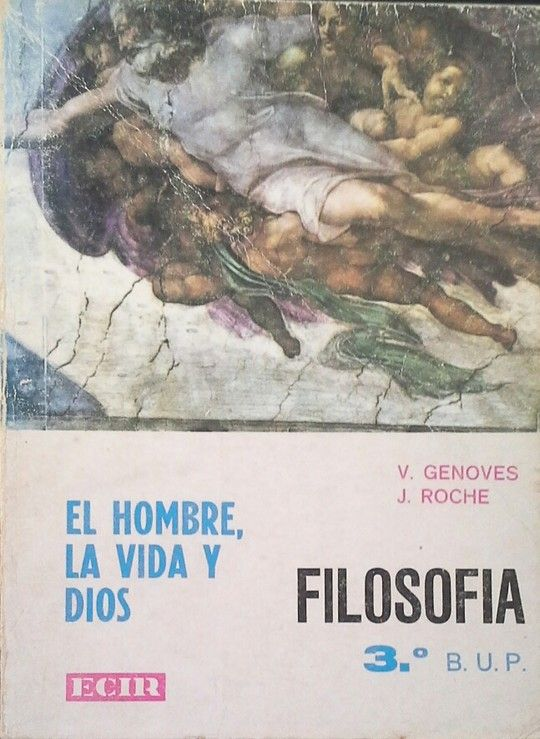 HOMBRE, LA VIDA Y DIOS, EL