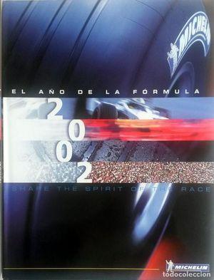 EL AÑO DE LA FÓRMULA 1  2002