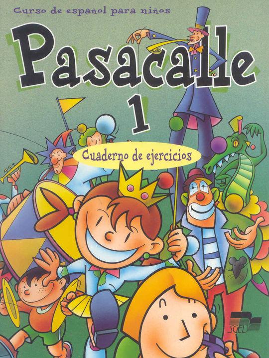 PASACALLE 1 CUADERNO