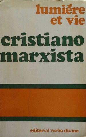CRISTIANO MARXISTA