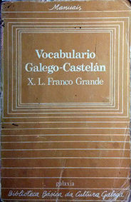 VOCABULARIO GALEGO-CASTELÁN