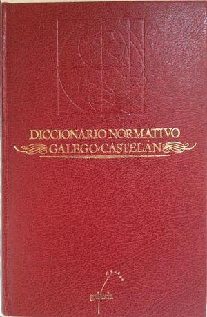 DICCIONARIO NORMATIVO GALEGO-CASTELÁN