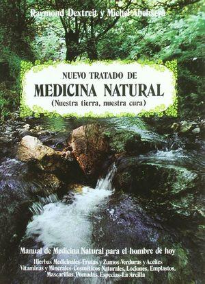 NUEVO TRATADO DE MEDICINA NATURAL.