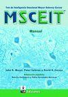 MSCEIT, TEST DE INTELIGENCIA EMOCIONAL MAYER-SALOVEY-CARUSO