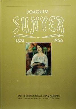 JOAQUIM SUNYER 1874-1956