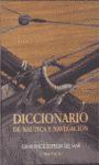 DICCIONARIO DE NÁUTICA Y NAVEGACIÓN