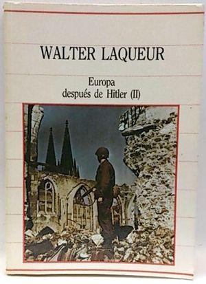 EUROPA DESPUES DE HITLER (II)