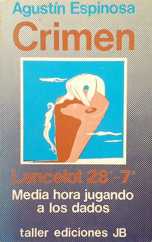 CRIMEN, LANCELOT 28.-7., MEDIA HORA JUGANDO A LOS DADOS