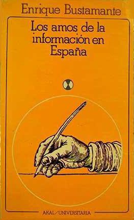 LOS AMOS DE LA INFORMACIÓN EN ESPAÑA