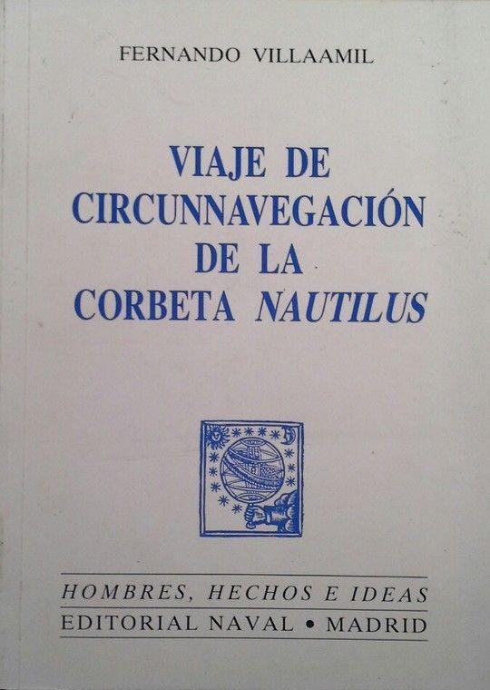 VIAJE DE CIRCUNNAVEGACIÓN DE LA CORBETA
