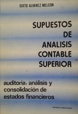 SUPUESTOS DE ANÁLISIS CONTABLE SUPERIOR