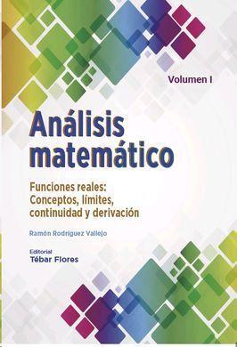 ANALISIS MATEMATICO. VOL. 1
