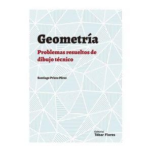 GEOMETRIA PLANA. PROBLEMAS RESUELTOS DE DIBUJO TECNICO