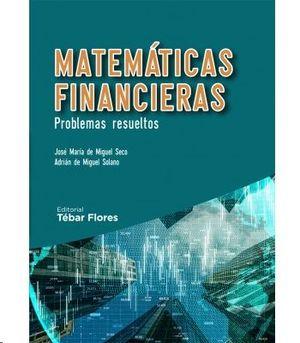 MATEMATICAS FINANCIERAS. PROBLEMAS RESUELTOS