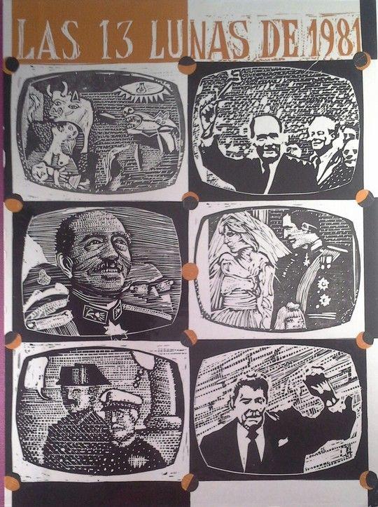 TRECE LUNAS DE 1981, LAS. ANUARIO