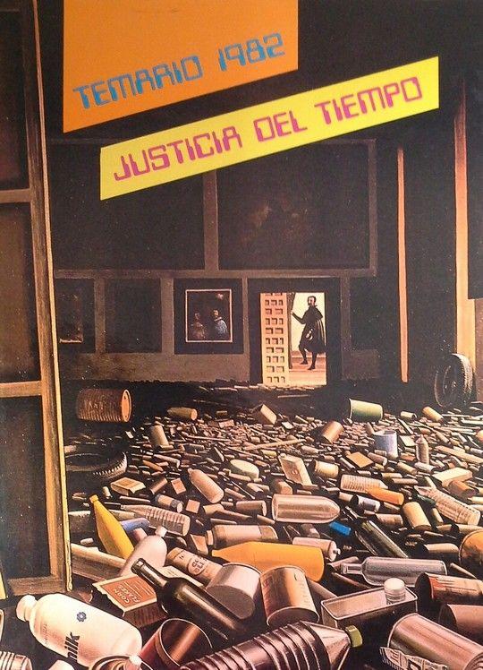 JUSTICIA DEL TIEMPO. TEMARIO 82