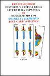 SUPLEMENTO VOLUMEN.6 MODERNISMO 98
