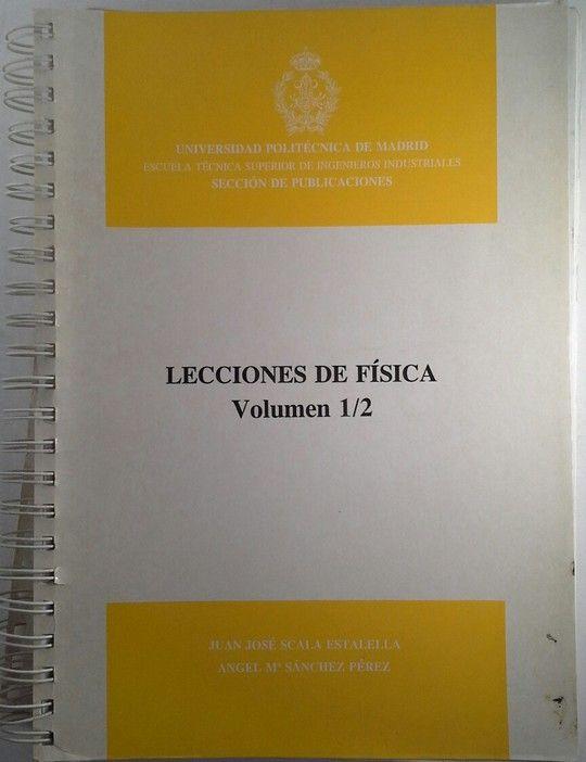 LECCIONES DE FÍSICA