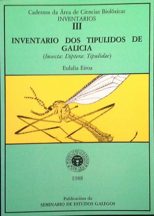 INVENTARIO DOS TIPÚLIDOS DE GALICIA
