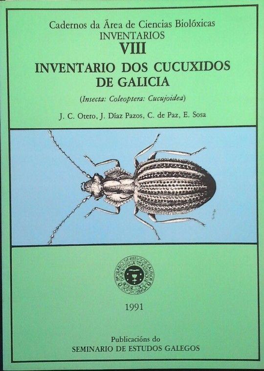 INVENTARIO DOS CUCUXIDOS DE GALICIA