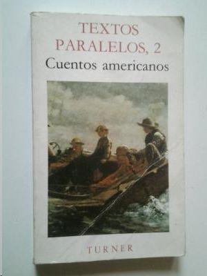 TEXTOS PARALELOS. CUENTOS AMERICANOS, N. 1