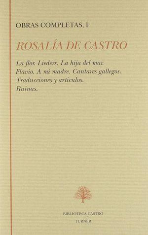 ROSALIA DE CASTRO.OBRAS COMPLETAS VOL.II. *TURNER*