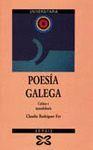 POESIA GALEGA.CRITICA E METOLOXIA