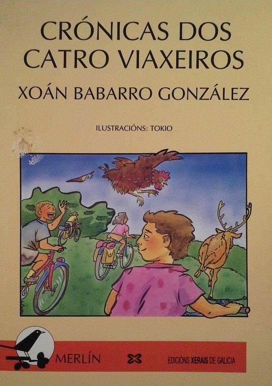 CRÓNICAS DOS CATRO VIAXEIROS