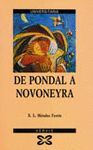 DE PONDAL A NOVONEYRA