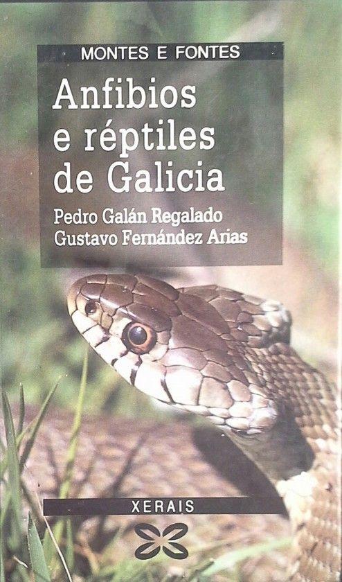 ANFIBIOS E REPTILES DE GALICIA