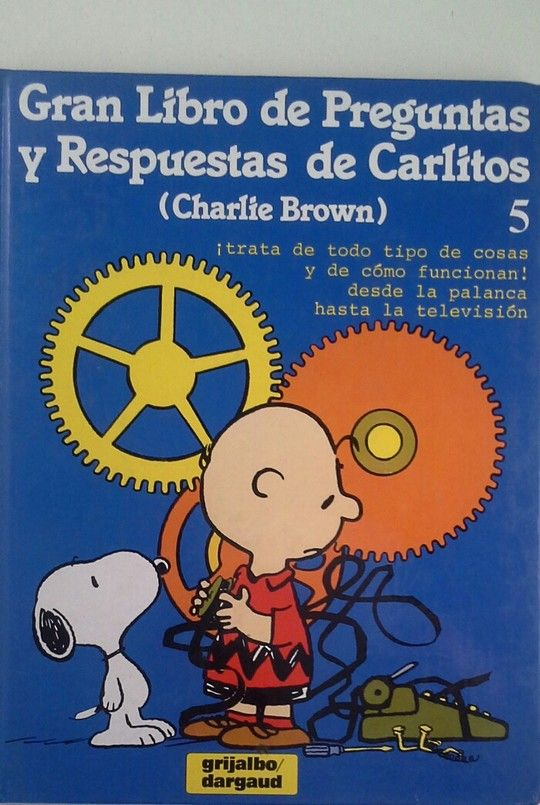 GRAN LIBRO DE PREGUNTAS Y RESPUESTAS, N. 5