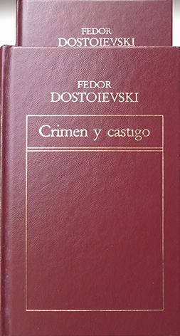 CRIMEN Y CASTIGO * 2VOLS