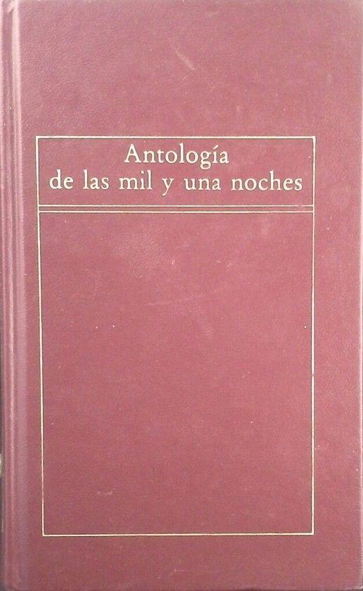 ANTOLOGÍA DE LAS 1001 NOCHES