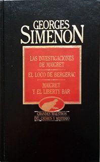 INVESTIGACIONES DE MAIGRET Y OTROS
