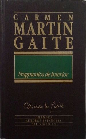 FRAGMENTOS DE INTERIOR