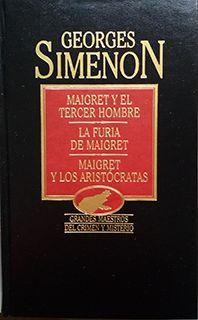 MAIGRET Y EL TERCER HOMBRE Y OTROS