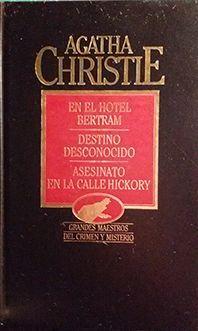 EN EL HOTEL BERTRAN Y OTROS